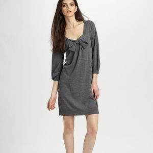 Milly Sweater Dress with Bow